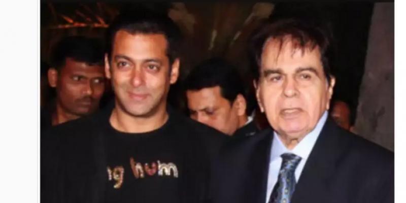 Salman Khan tentang kematian Dilip Kumar