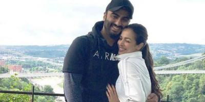 Makin Mesra! Malaika Arora dan Arjun Kapoor Kencan Makan Siang Italia Bersama