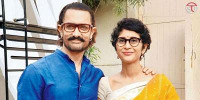 Meski Telah Pisah, Aamir Khan dan Kiran Rao Masih Sering Bertemu