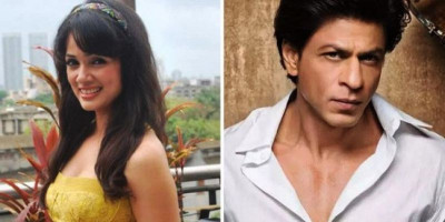 "Tahukah Kamu Jika SRK Dipanggil ""Papa Bear"" Selama Syuting Film Tersebut"