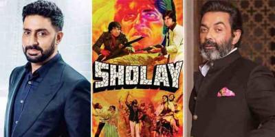 Dharmendra Ingin Buat Sekuelnya dengan Abhishek Bachchan dan Bobby Deol Sebagai Pemeran Utama