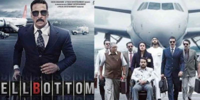 "Film Akshay Kumar ""Bellbottom"" Rilis di UAE"