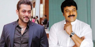 Salman Khan Berperan Cameo di Film Telugu Terbarunya Chiranjeevi