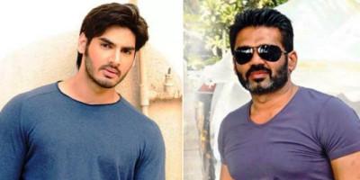 Ahan Shetty Siap Membuat Debutnya di Bollywood, Ini Reaksi Suniel Shetty