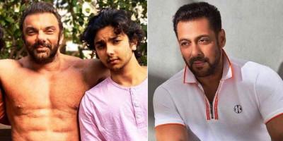 Keponakan Salman Khan, Nirvan Khan Jadi Asisten Sutradara