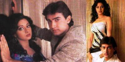 """Mengapa Aamir Khan """"Ogah"""" Dipasangkan dengan Sridevi? Ternyata Ini Alasannya"""