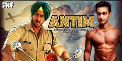 """Film Terbaru Salman Khan """"Antim"""" Akan Diputar Perdana di Zee 5"""