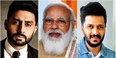 Dari Abhishek Bachchan Hingga Karan Johar Beri Ucapan Ultah untuk PM Narendra Modi