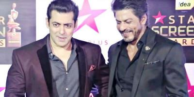 """Saling Berbalas di Twitter """"Ikatan Cinta Karan-Arjun"""" SRK-Salman Khan Telah Kembali!"""
