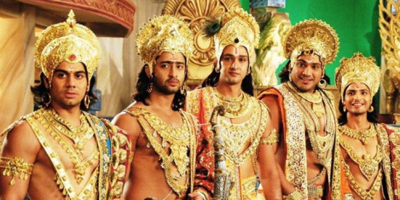"Rayakan 8 Tahun ""Mahabharata"", Shaheer Sheikh Unggah Foto Kenangan"