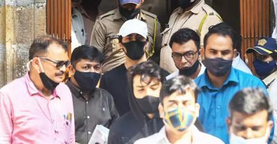 Jaminan Aryan Khan Ditolak