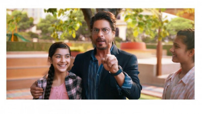 Iklan Shah Rukh Khan Byjus Dihentikan Menyusul Penangkapan Aryan Khan