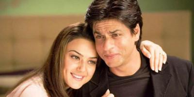 Setelah Salman Khan, Giliran Preity Zinta Kunjungi Shah Rukh Khan
