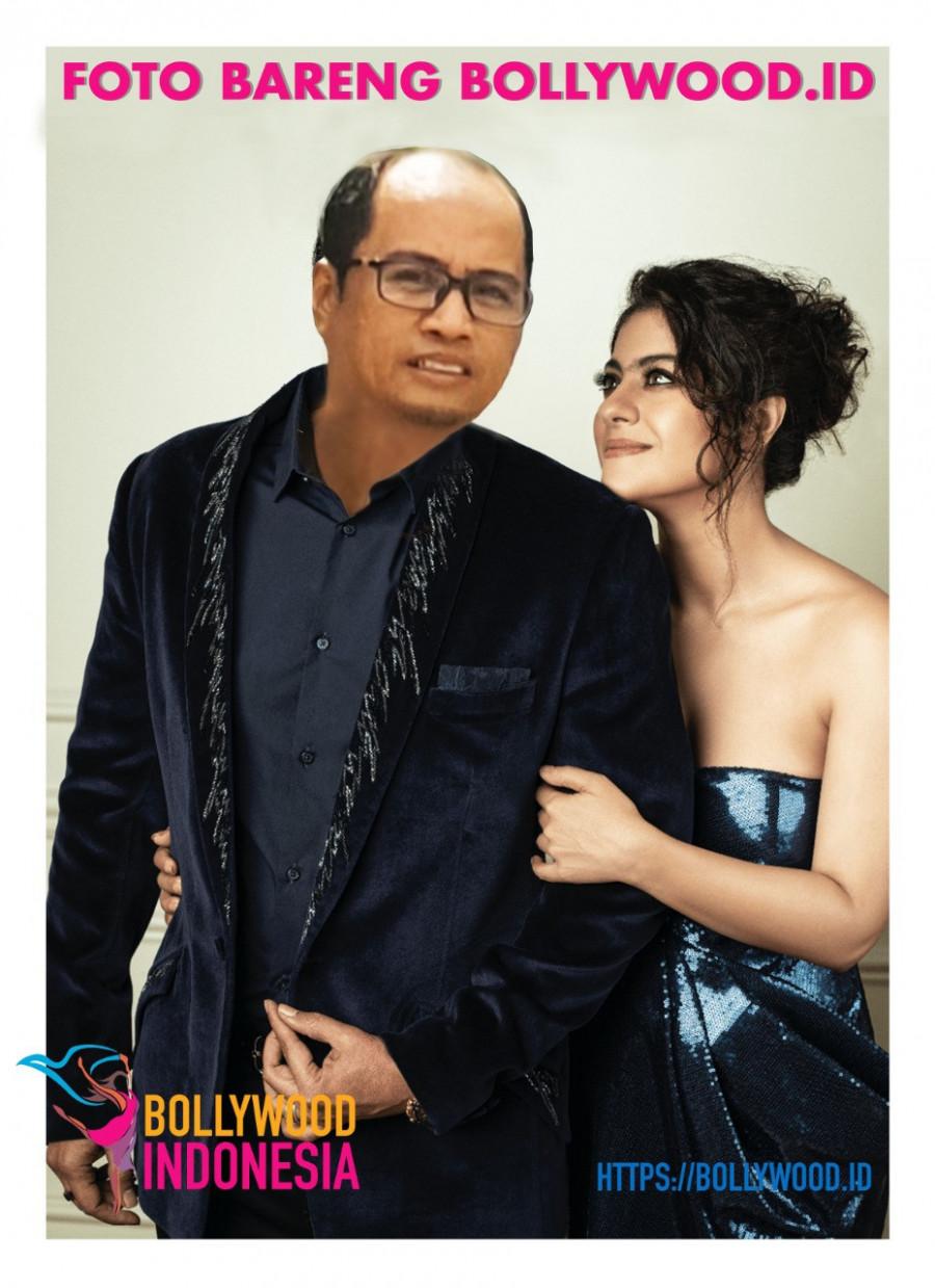 Foto Bareng Bollywood